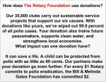 Rotary Foundation -