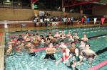 Swimathon 2019 - Team 1 - 139 lengths | Team 2 - 98 lengths | Team 3 - 125 lengths | Team 4 - 115 lengths | Team 5 - 134 lengths