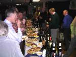 Fund Raising - Enjoying the International Wine Evening