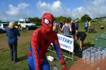 Walk the Wight 2017 - Spiderman's senses aren't the only thing tingling!