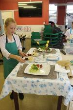 Young Chef at Truro High School - YC THS 17-11-15 08