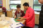 Young Chef at Richard Lander School 2015 -