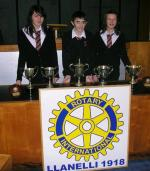 Llanelli Youth Speaks competition - Llanelli Youth Speaks competition