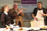 Help for others - The Young Chef Competition is held annually during the Dartmouth Food Festival and encourages youngsters to branch out with new ideas