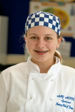 Rotary in Great Britain and Ireland Final of Young Chef - Young-Chef---Leeds---2019-- - photograph  Donald MacLeod
