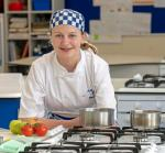 Rotary in Great Britain and Ireland Final of Young Chef - Young-Chef---Leeds---2019 - photograph  Donald MacLeod