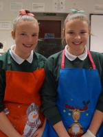 2015 Rotary Young Chef Competition - Not sure which is which !