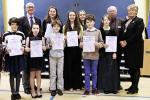 90 Years of history - Frome Rotary Club - Winners of the Young Musician Competition