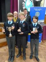 Youths Speaks Competition  - Youth Speaks Junior Winners