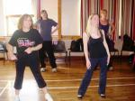 Charities we have or are supporting - Zumba for to raise funds for Bucks Visual Impairment Team