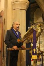Bradford Rotary Carol Service December 9th 2015 - can I try that again