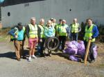 TIDY UP THE TOWN LITTER PICK WEDNESDAY 22nd APRIL 2015 - club 004 (1)