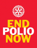 The Rotary End Polio Now campaign  -