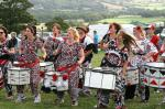 Thousands brave the elements for the Rotary St Asaph Country Fayre - fayre012