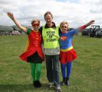 Thousands brave the elements for the Rotary St Asaph Country Fayre - fayre029