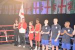 Annual Rotary Boxing Event - Friday 18th October - England vs Germany - flag photo