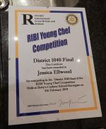 Young Chef District Final - fp 1