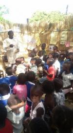 Blackpool Gambia Schools Project -