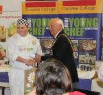 Young Chef District Competition 2016 -