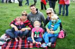St Asaph country Fayre 2013 - happy family