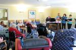 The Harmony Singers at Bassett House -