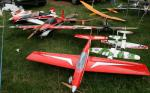 St Asaph country Fayre 2013 - model plane3