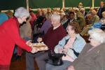 Senior Citizen's Concert - The mince pies went down a treat.