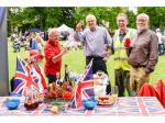 Community & Vocational - The Rotary Club of Nairn and the Museum organised the Patron's Lunch event in June 2016 to celebrate The Queen's 90th Birthday
