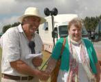 WHEELS 2014 REPORT & PICTURES - Tim Michell and Julie Fielding