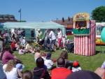 About Our Club - All the fun of the fair, on the 2nd Saturday in June every year on Chislehurst Common