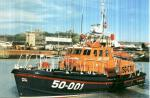 The Rotary Life Boat - Rotary Service - Falmouth & Dover, UK - RNLI Operational Number ON 50-001