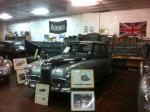 About our Club - Visit to the Humber cars collection in Hull