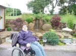 The Southport Flower Show - Wheelchair Push - 2012 - rotary-club-of-southport-links-2012-flower-show-201201