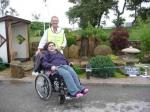 The Southport Flower Show - Wheelchair Push - 2012 - rotary-club-of-southport-links-2012-flower-show-201202