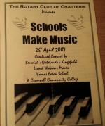 Historic Pictures - schools make music