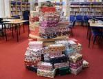 School Shoebox collections 2016 - See Video https://www.youtube.com/watch?v=50v-_IXFkIM - Costello school shoeboxes