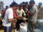 Mirge Nepal Update 4 - Another distribution of Rice