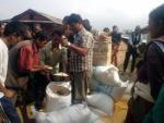 Mirge Nepal Update 4 - Distribution of Rice