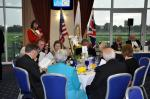 District 1040 Handover June 2012 - One of the Luddite tables