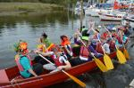 TIGER BOAT RACING RAISES OVER £5000 FOR CHARITY - theatre on the lake!