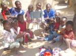 2017 - Our Zambia Project - Update - Happy times on the village of Monze.