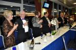 District 1040 Handover June 2012 - toasting the Queen