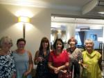 Visit by Rotarian from India -