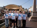 Archive Pictures 2012-2013 - Water Aid Walk 15 September - Ready for the off at Brixham Harbour
