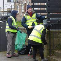 Working with the Community - Tidier Tilly Cleanup -
