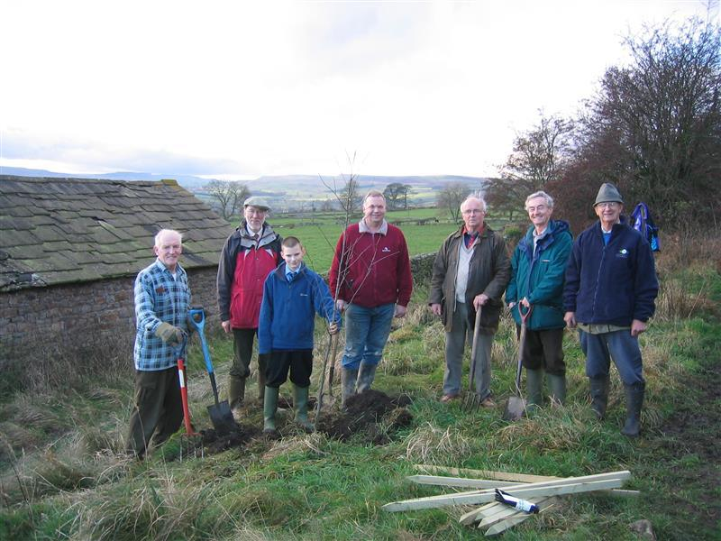 Community Projects - treeplanting Preston 2 (Custom)