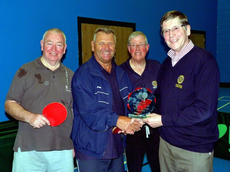 District Sports - DG Roger with North Fylde