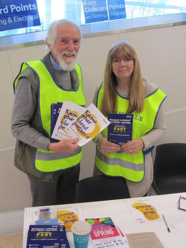 KYBP Day - Distributing the literature