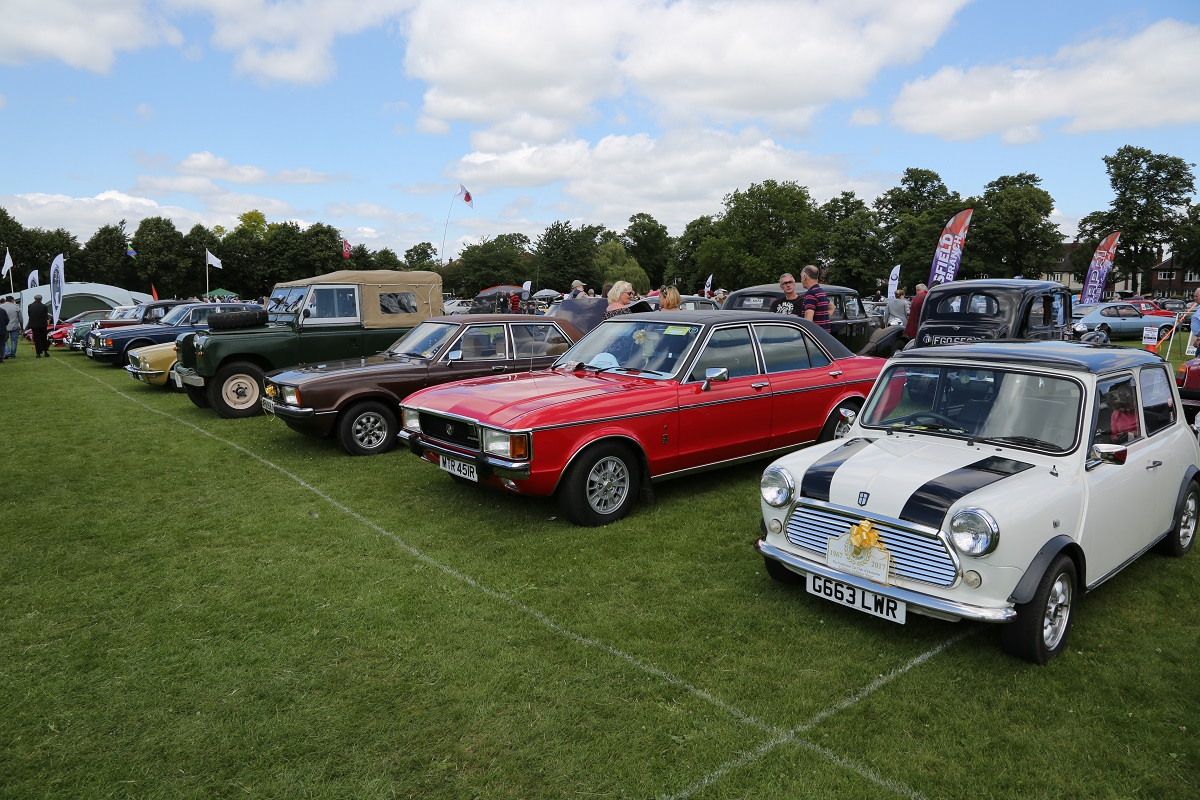 Doncaster Classic Car & Bike Show 2019 - website 2