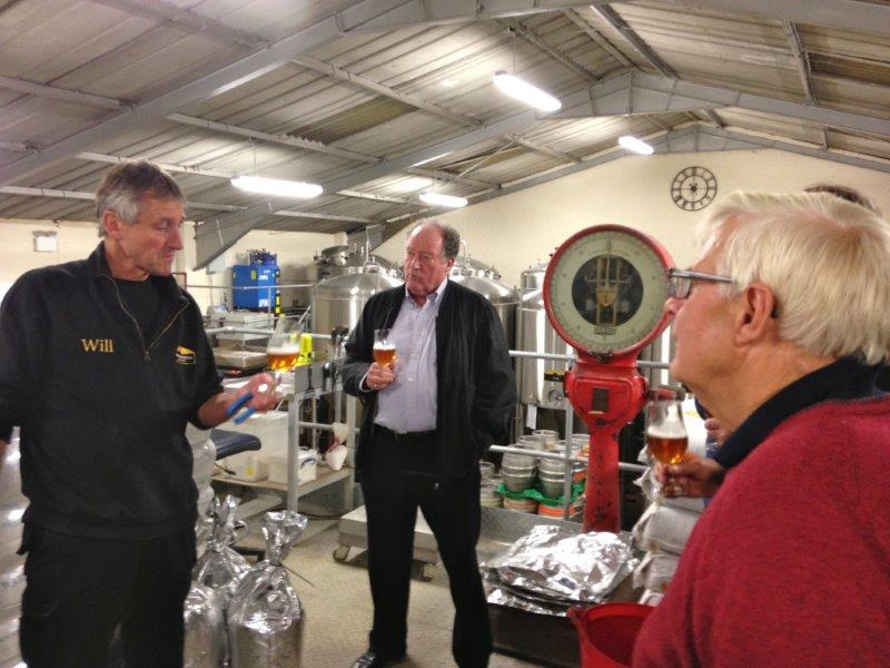 W&E Brewery Tour & Sampling! 23rd September 2015 -